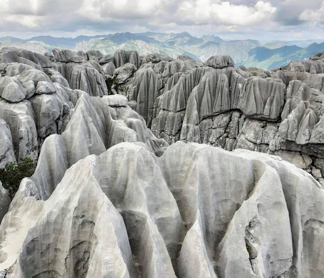 Trešteni vrh – kao da ste na drugoj planeti