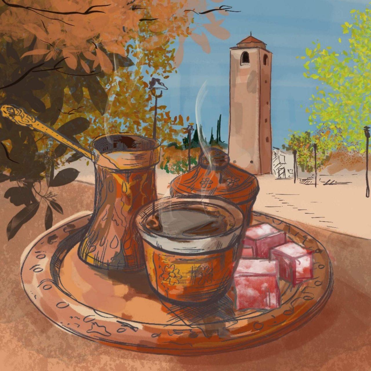 Ne propustite starogradski melos i kafu za merak kod Sahat kule